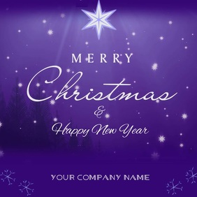 Video Company Christmas Card