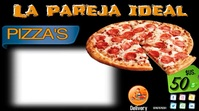 VIDEO from pizzas Digitale Vertoning (16:9) template