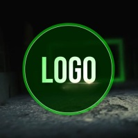 VIDEO LOGO DESIGN free template