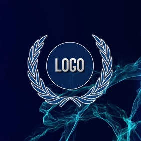 VIDEO LOGO MODERN DIGITAL TEMPLATE Logotipo