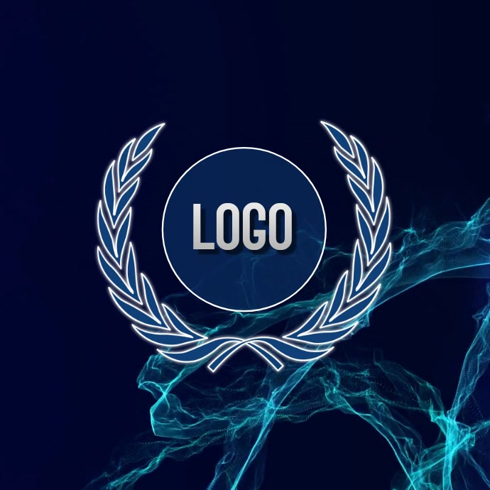 VIDEO LOGO MODERN DIGITAL TEMPLATE