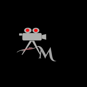 Videographer Logo template