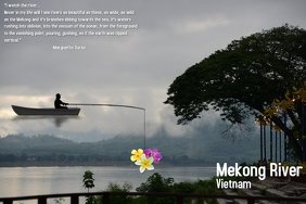 Vietnam/Asia/Mekong River/Quotes/books