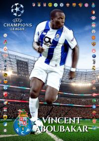 Vincent Aboubakar FC Porto