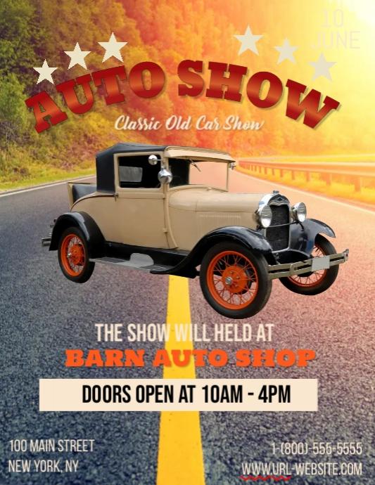 Vintage Auto Show