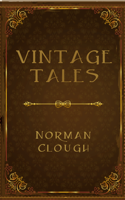 Vintage Book Cover Template
