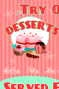 Vintage Desserts