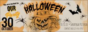 Vintage Halloween Facebook Cover Photo