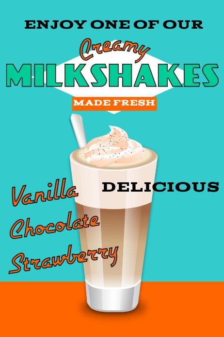 Vintage Milkshakes