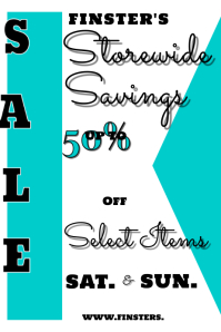 Vintage Sale Poster template