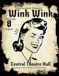 Vintage Theatre Template