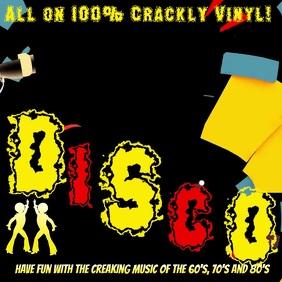 Vinyl Disco Party Video