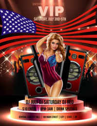 VIP 4TH OF July