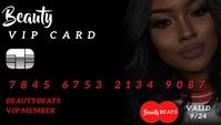 VIP BUSINESS CARDS Carte de visite template