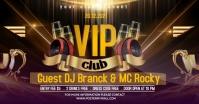 VIP Club Immagine condivisa di Facebook template