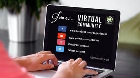 Virtual Community Ad