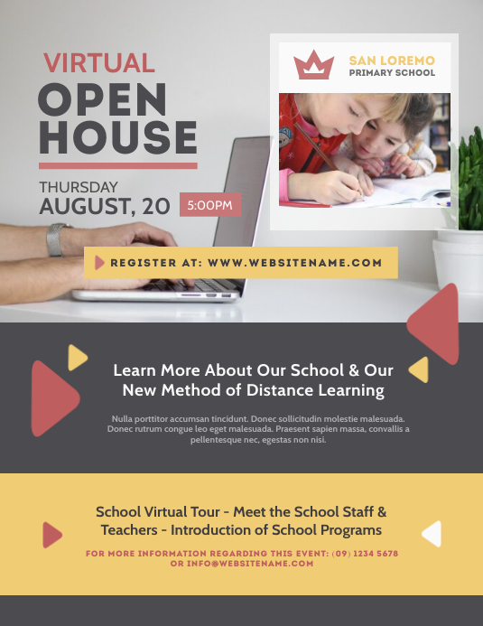 Open House Flyer Template from d1csarkz8obe9u.cloudfront.net