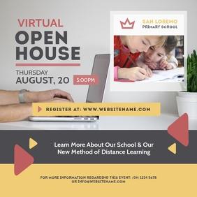 Virtual Open House Instagram Post