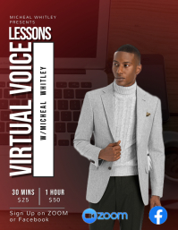 Virtual Voice Lessons