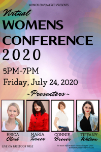 virtual womens conference empowerment
