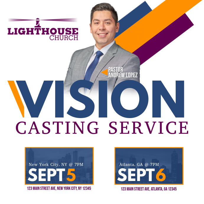 Vision Casting Service