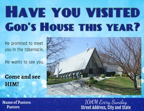 Visit our church