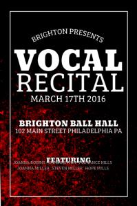 Vocal Recital