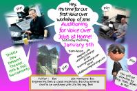 Voice Over workshop