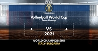 Volleyball Team Lineup Board 2021 Template Facebook Shared Image