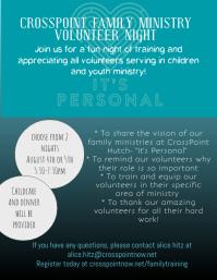 Volunteer night