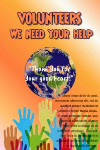 Volunteers - we need You