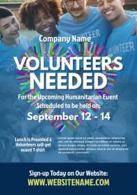Volunteers Needed Flyer
