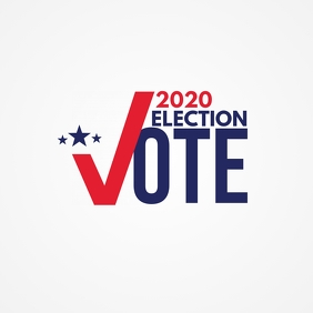 Vote | Election Logo Template