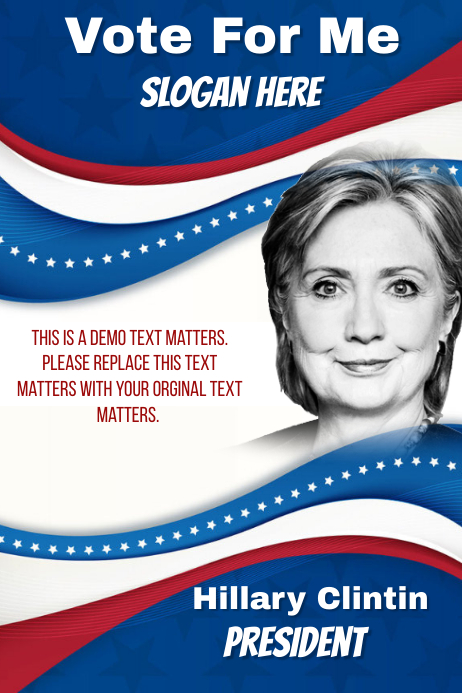 Vote For Hillary Clintin