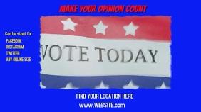 VOTE TODAY VIDEO