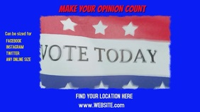 VOTE TODAY VIDEO