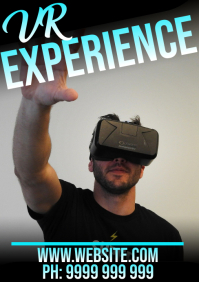 vr A5 template
