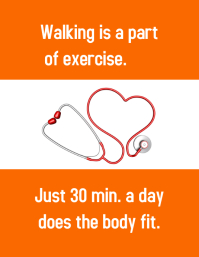 Walking and Exercise