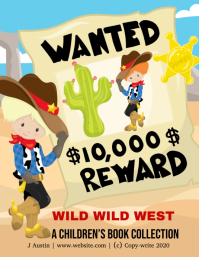 Wild West Book Cover