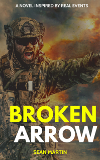 war novel book stories design template Cover ng Libro