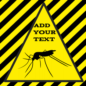 warning alert attention Mosquitoes (alt mosqu