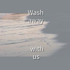 Wash away Stress Instagram
