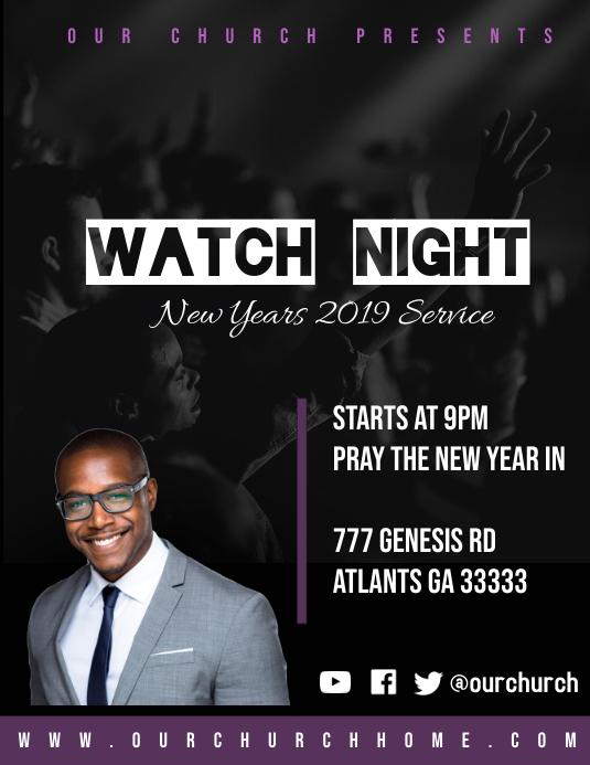 Watch Night 2019