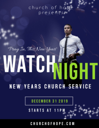 Watch Service New Years