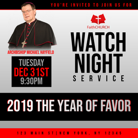 Watchnight Flyer