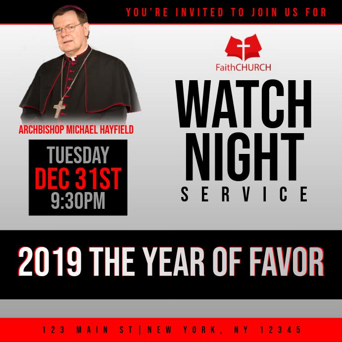 Watchnight Flyer