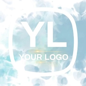 WATER COLOR LOGO TEMPLATE 徽标