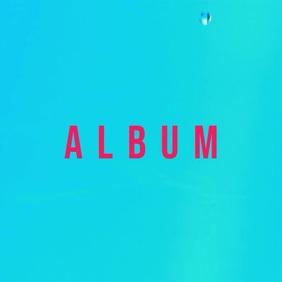 water drop album cover video