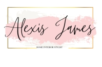 Watercolor Lux Logo Label template