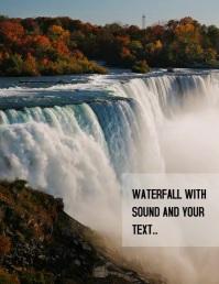 WATERFALL SOUND